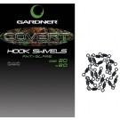 GARDNER COVERT HOOK SWIVEL