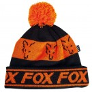 FOX BLACK / ORANGE LINED BOBBLE