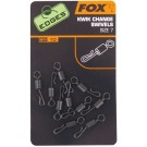 *FOX EDGES KWIK CHANGE SWIVELS