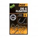 FOX EDGES ZIG & FLOATER