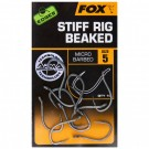 FOX EDGES STIFF RIG BEAKED