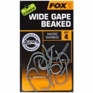 FOX EDGES WIDE GAPE BEAKED