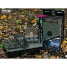 KORDA TACKLE BOX COLLECTION   NEW