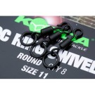 KORDA QUICK CHANGE RING SWIVEL ROUND