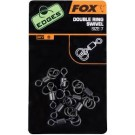 FOX EDGES DOUBLE RING SWIVEL